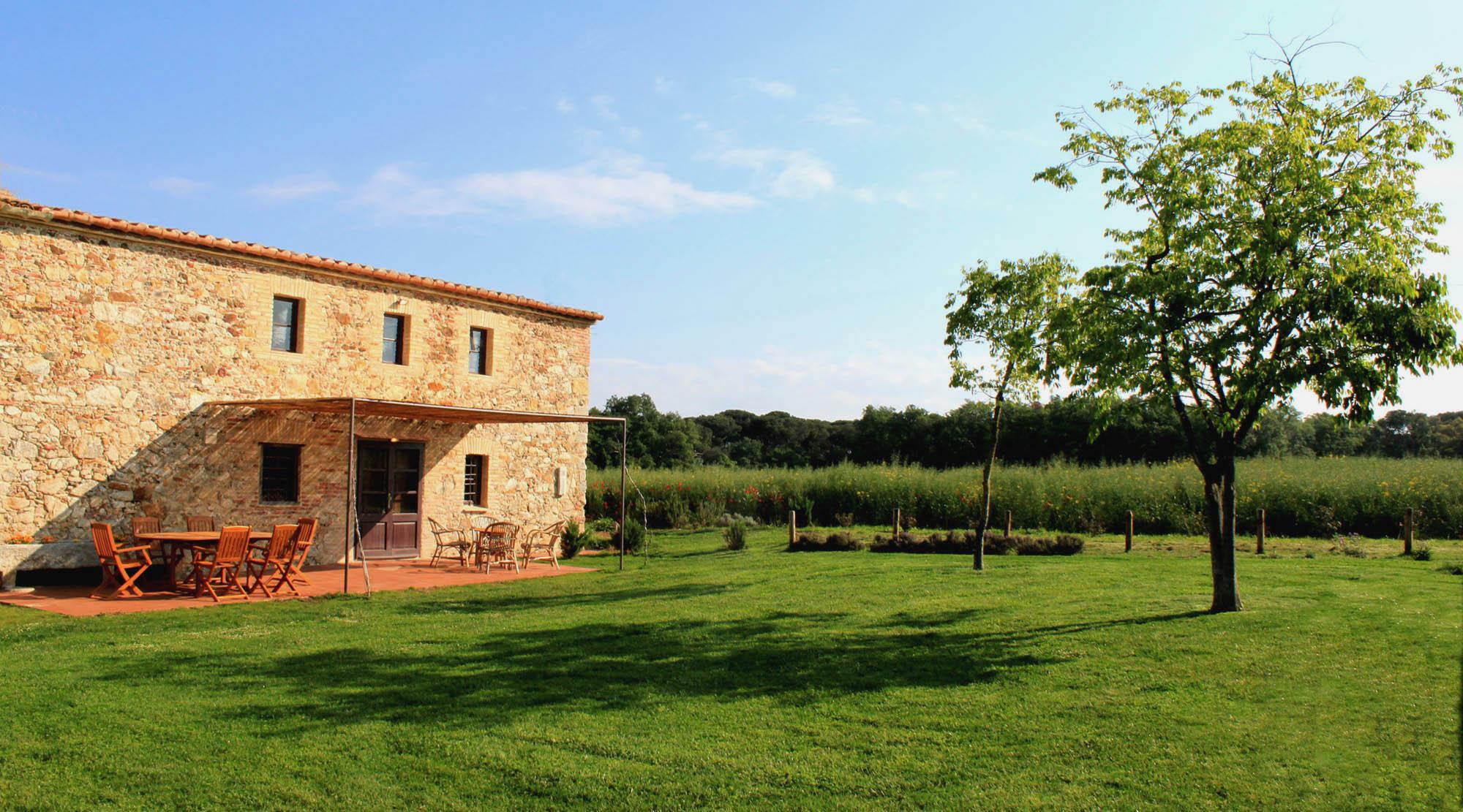 La casa petita masia rural - Casas en salou ...